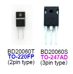 Semiconductores Discretos de Mitsubishi Electric