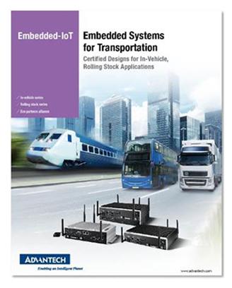 Sistemas Embebidos para la industria del Transporte de Advantech