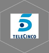 Telecinco es cliente de Aicox Soluciones