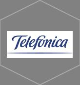 Telefonica es cliente de Aicox Soluciones