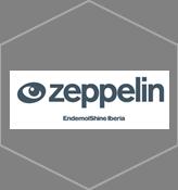 Zeppelin es cliente de Aicox Soluciones