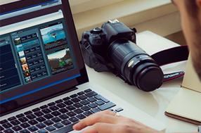 Gestión de Media es una solución del mercado Broadcast & IT de Aicox Soluciones