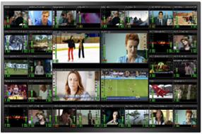Monitorización es una solución del mercado Broadcast & IT de Aicox Soluciones