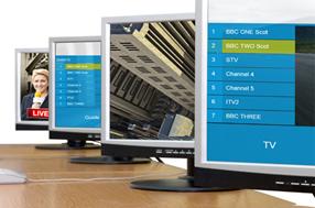 Vídeo IP es una solución del mercado Broadcast & IT de Aicox Soluciones