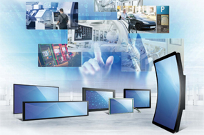 Las pantallas TFT son soluciones del departamento de Soluciones Industriales de Aicox Soluciones
